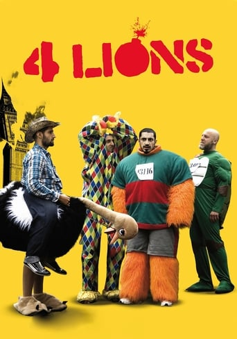 Four Lions Torrent (2010) Legendado BluRay 720p | 1080p FULL HD – Download