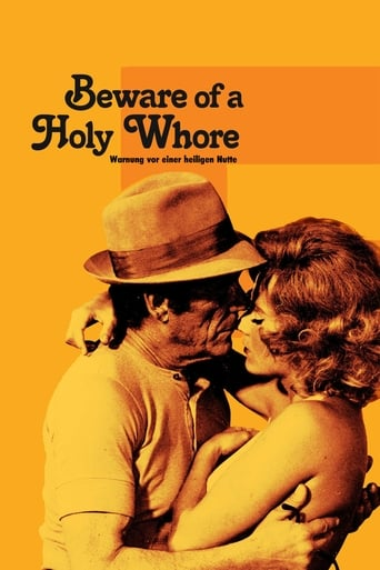Poster of Beware of a Holy Whore
