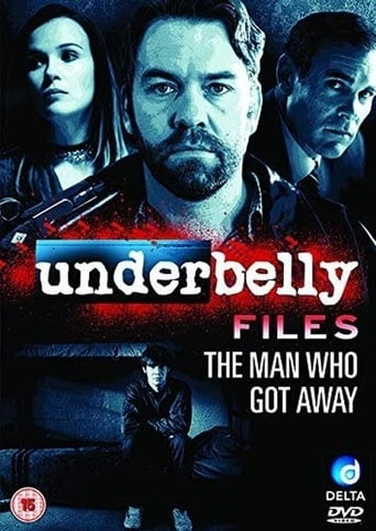 Poster of Underbelly Files: The Man Who Got Away