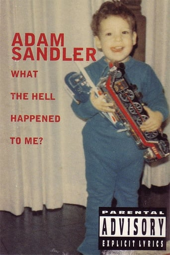 Poster of Adam Sandler: What the Hell Happened to Me?