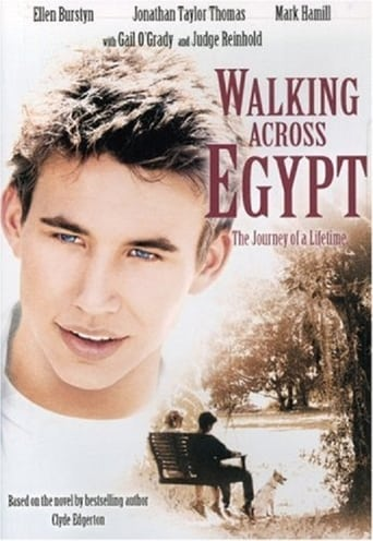 Poster of Walking Across Egypt