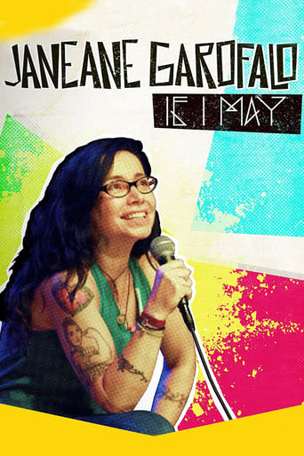 Poster of Janeane Garofalo: If I May
