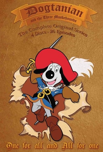 Poster of Dogtanian and the Three Muskehounds