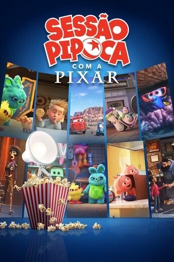 Sessão Pipoca com a Pixar 1ª Temporada Completa Torrent (2021) Legendado WEB-DL 720p 1080p 2160p 4K Download