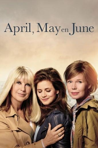 Poster of April, May en June