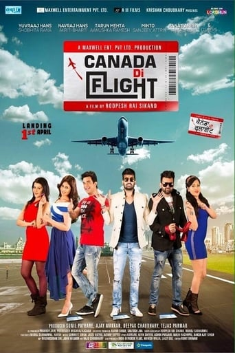 Poster of Canada Di Flight