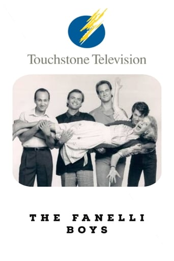 Poster of The Fanelli Boys