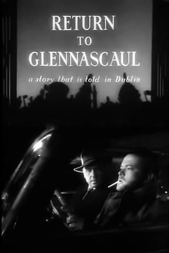 Poster of Return to Glennascaul: A Story That Is Told in Dublin