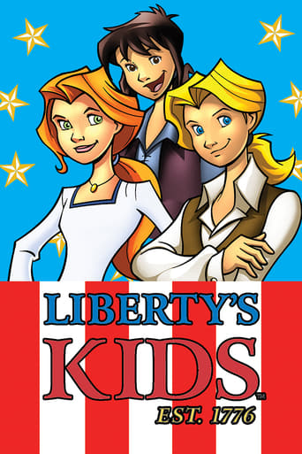 Poster of Liberty's Kids