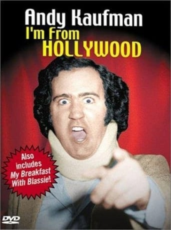 Poster of I'm from Hollywood