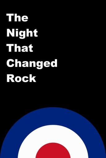 Poster of The Night That Changed Rock