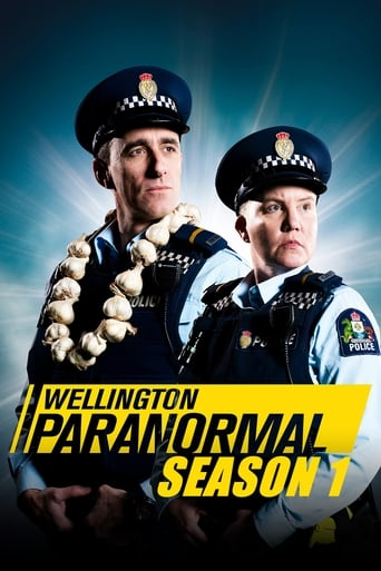 Wellington Paranormal Poster