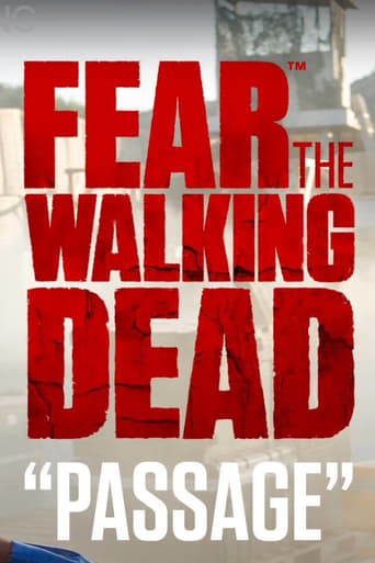 Fear the Walking Dead Passage 1ª Temporada - Poster