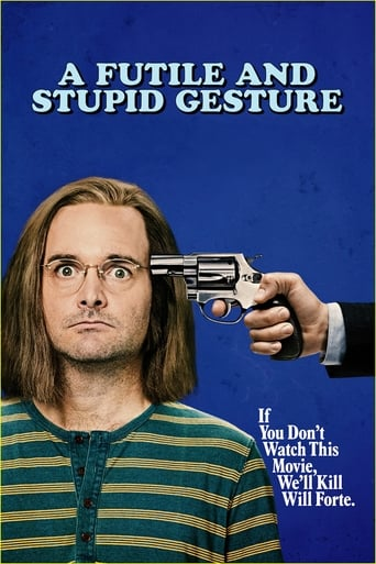 Poster of A Futile and Stupid Gesture