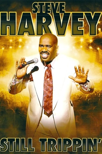 Steve Harvey: Still Trippin'