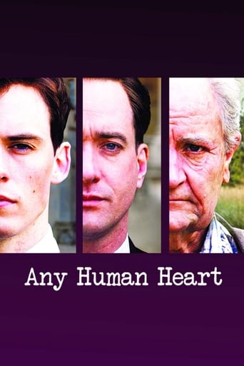 Poster of Any Human Heart