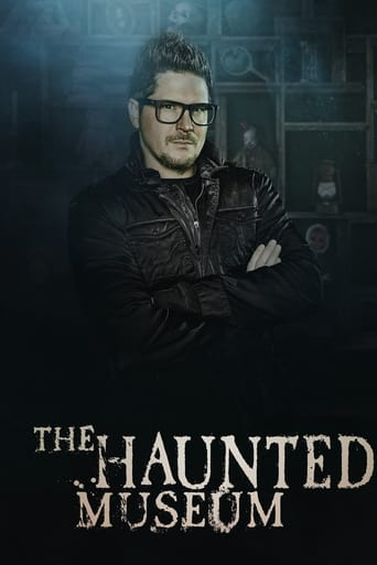 Poster The Haunted Museum