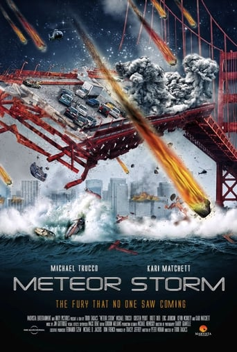 Poster of Meteor Storm