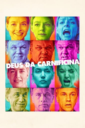 Deus da Carnificina - Poster