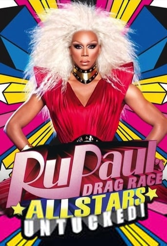 Poster of RuPaul's Drag Race All Stars: Untucked!