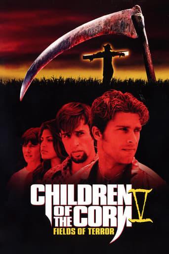 Poster of Children of the Corn V: Fields of Terror