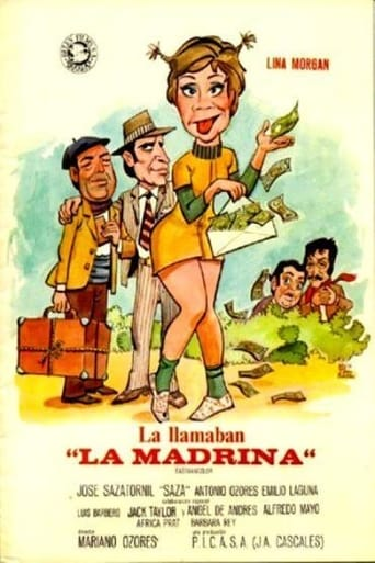 Poster of La llamaban la madrina