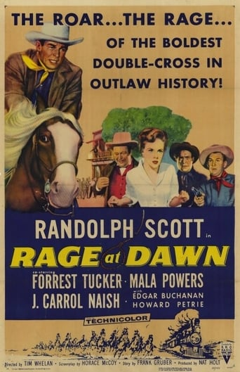 Poster of Rage at Dawn