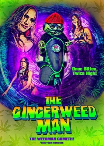 The Gingerweed Man Poster