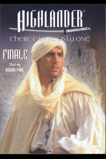 Poster of Highlander The Series - Finale