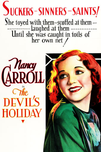 Poster of The Devil's Holiday