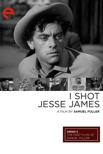 I Shot Jesse James Movie Poster