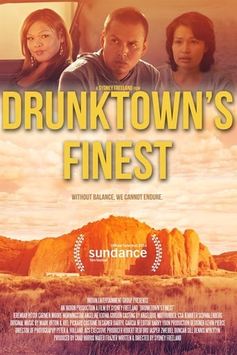 Poster of Drunktown's Finest