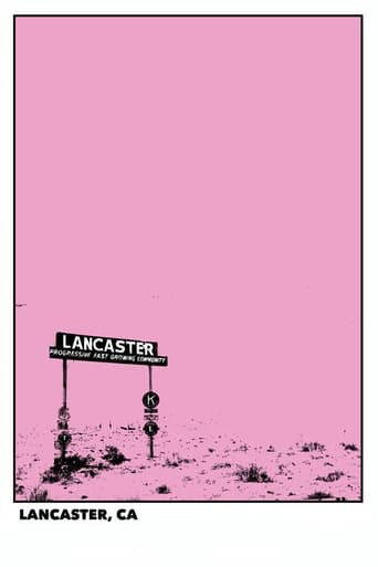 Poster of Lancaster, CA