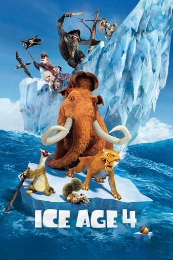Poster Ice Age: Continental Drift