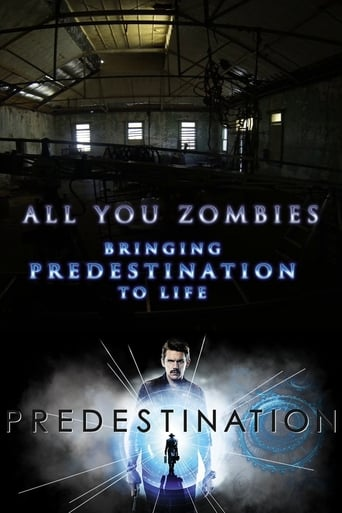 Poster of All You Zombies: Bringing 'Predestination' to Life