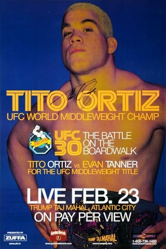 Watch UFC 30: The Battle On The Boardwalk 2001 full online free