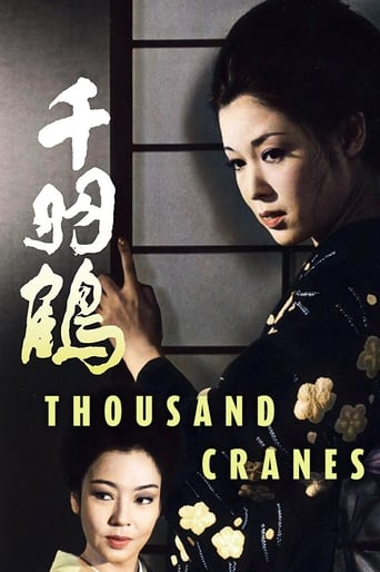 Poster of Thousand Cranes