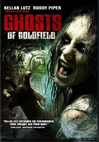 Poster of Ghosts of Goldfield