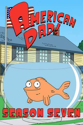 American Dad! 7ª Temporada - Poster