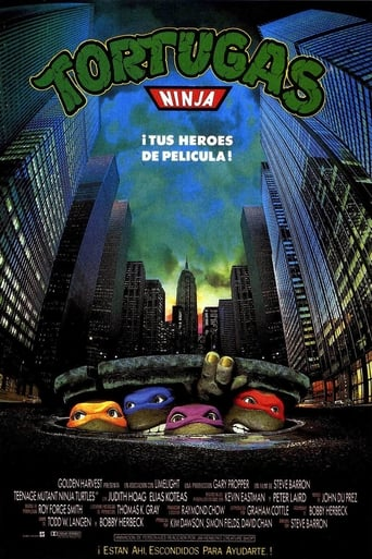 Poster of Tortugas Ninja