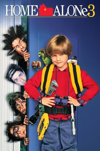Poster of Home Alone 3
