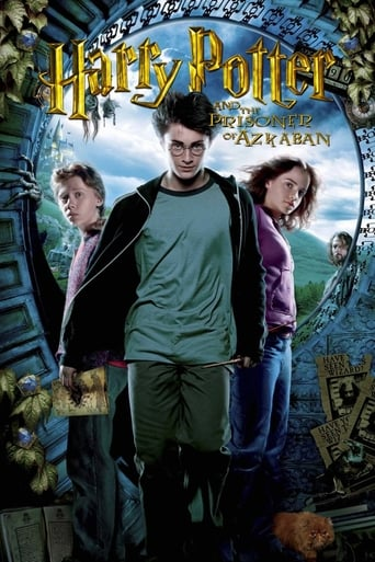 Poster of Harry Potter Og Fangen Fra Azkaban