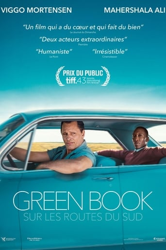 Poster of Green Book : Sur les routes du sud