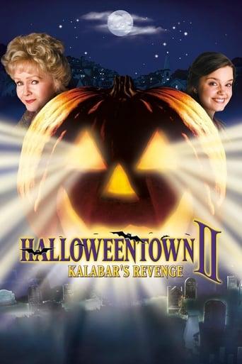 Poster of Halloweentown II: Kalabar's Revenge