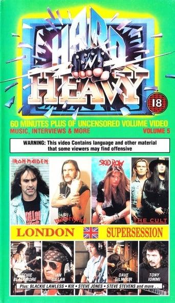 Poster of Hard 'N Heavy Volume 5