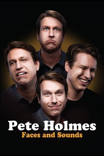 Poster of Pete Holmes: Faces and Sounds