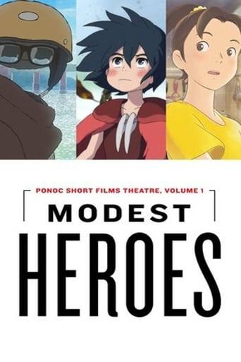 The Modest Heroes of Studio Ponoc