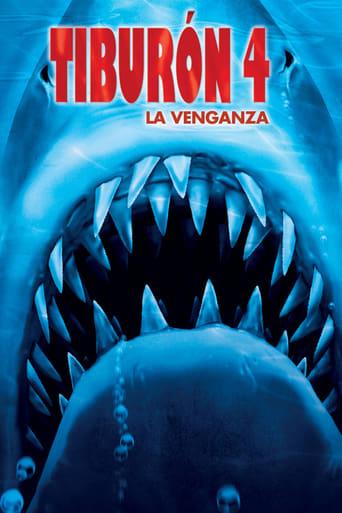 Poster of Tiburón, la venganza