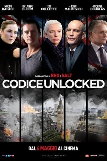 Poster of Codice Unlocked - Londra sotto attacco