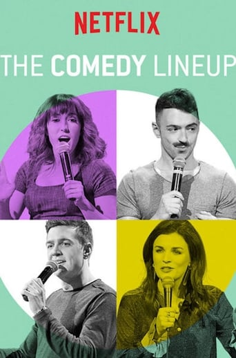 The Comedy Lineup image
